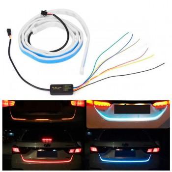 Подсветка багажника автомобиля RGB(габариты, стоп, поворотники, аварийка)