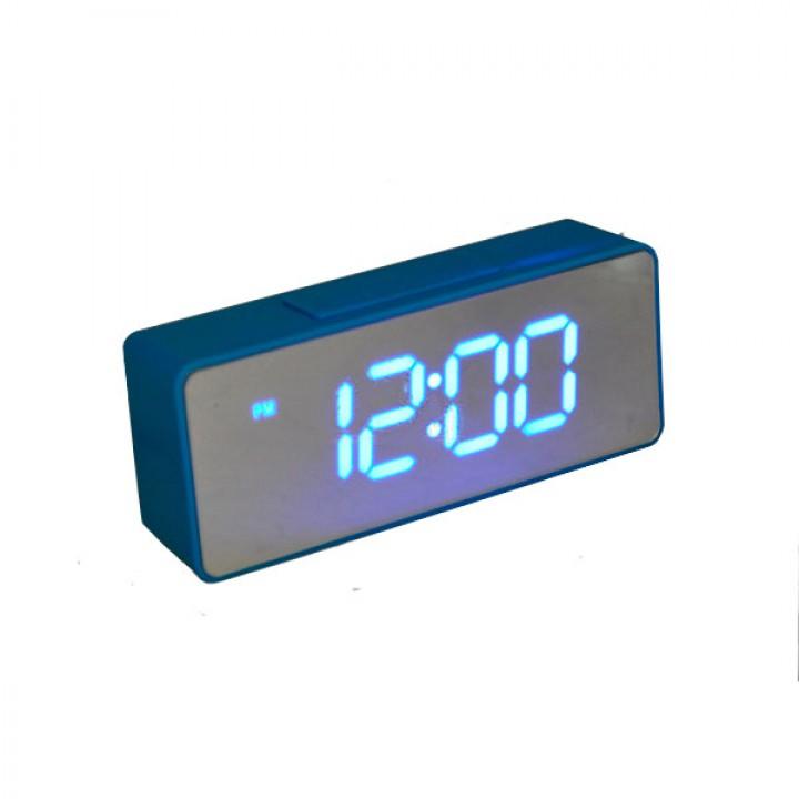 Настольные часы VST 886Y-5 синие