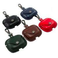 Кожаный чехол для AirPods Pro Protective Case