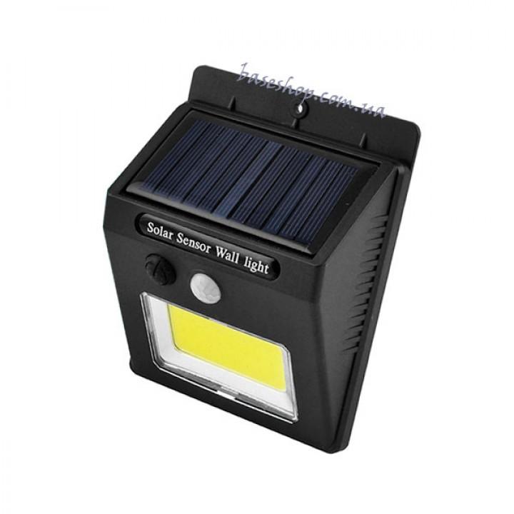Настенный уличный светильник SH-1605-COB с датчиком движения