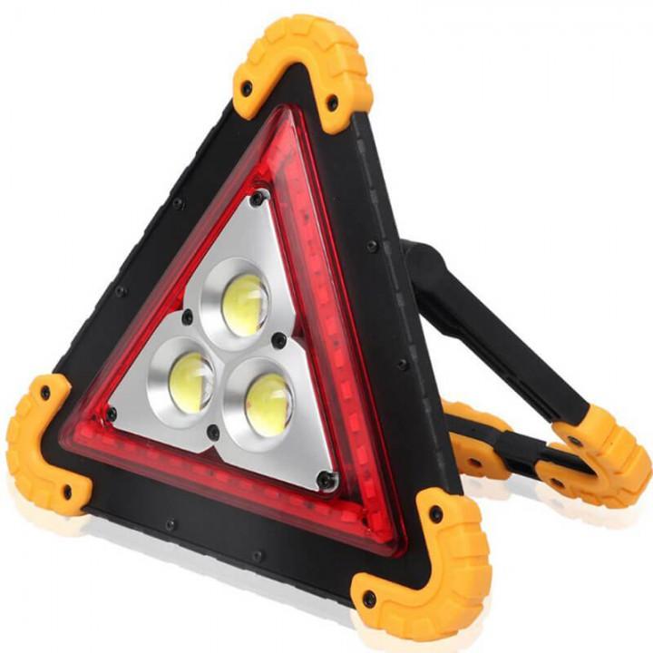 Знак аварийной остановки LED прожектор 30W LL-303