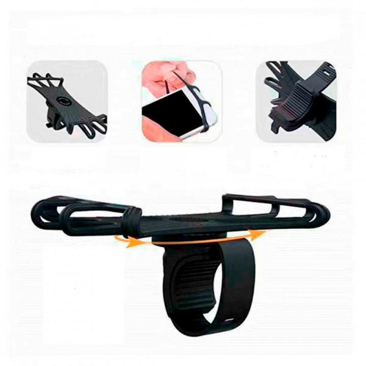 Универсальный держатель для телефона на велосипед 1008