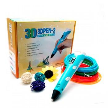 3Д/3D ручка с LCD Дисплеем
