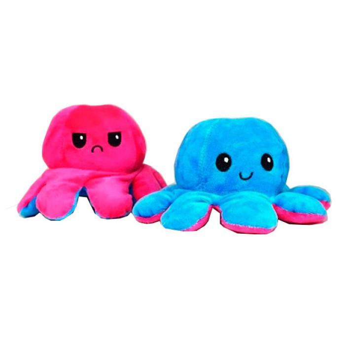 Плюшевая игрушка Осьминог-Перевёртыш