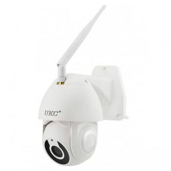 Уличная IP Wi-Fi камера видеонаблюдения v380 1080p 2.0 mp
