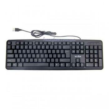 Проводная клавиатура Weibo FC-530