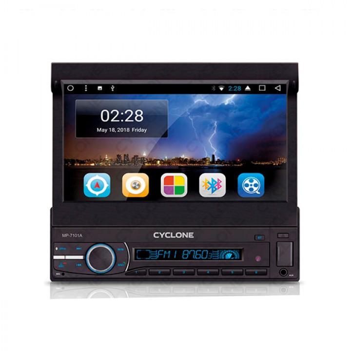 Автомагнитола Cyclone MP-7101 Android