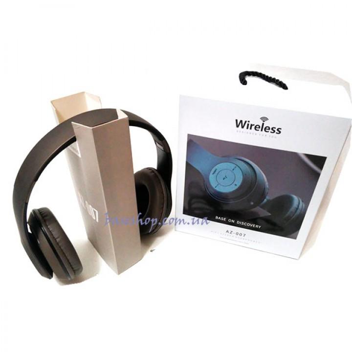 Наушники беспроводные Bluetooth AZ-007