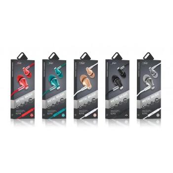 Вакуумные наушники Koniycoi KJ-710 Super Bass