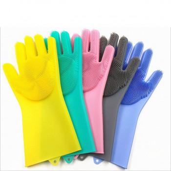 Перчатки для мытья посуды Kitchen Gloves