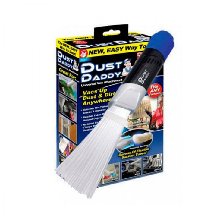Насадка на пылесос DUST DADDY, для чистки щелей, труднодоступных мест