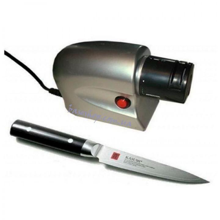 Универсальная электрическая точилка для ножей и ножниц