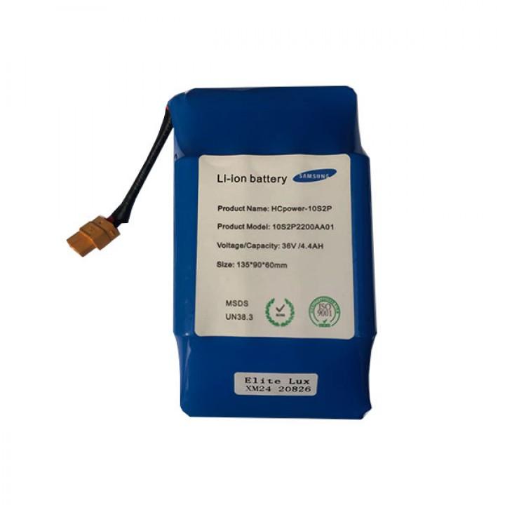 Аккумуляторная батарея аккумулятор для гироборда 10S2P 4400mAh