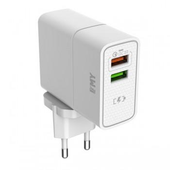Сетевое зарядное устройство EMY MY-A501Q Quick Charger 3.0